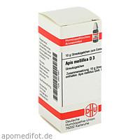 APIS MELLIFICA D 3, 10 G, Dhu-Arzneimittel GmbH & Co. KG