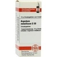 ARGENTUM MET D30, 10 G, Dhu-Arzneimittel GmbH & Co. KG