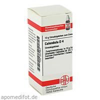 CALENDULA D 4, 10 G, Dhu-Arzneimittel GmbH & Co. KG
