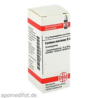 CARDUUS MAR D 4, 10 G, Dhu-Arzneimittel GmbH & Co. KG