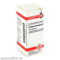 CARDUUS MAR D 6, 10 G, Dhu-Arzneimittel GmbH & Co. KG