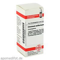 CHININUM SULF D 6, 10 G, Dhu-Arzneimittel GmbH & Co. KG