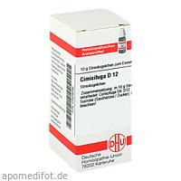 CIMICIFUGA D12, 10 G, Dhu-Arzneimittel GmbH & Co. KG