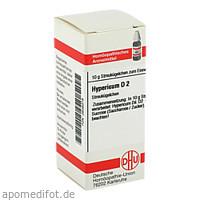 HYPERICUM D 2, 10 G, Dhu-Arzneimittel GmbH & Co. KG