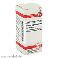 LILIUM TIGRIN D30, 10 G, Dhu-Arzneimittel GmbH & Co. KG