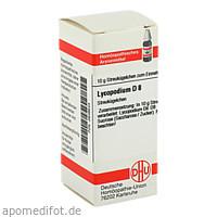 LYCOPODIUM D 8, 10 G, Dhu-Arzneimittel GmbH & Co. KG