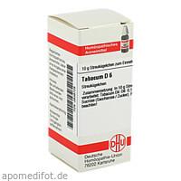TABACUM D 6, 10 G, Dhu-Arzneimittel GmbH & Co. KG