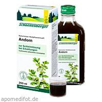 ANDORNSAFT SCHOENENBERGER, 200 ML, Salus Pharma GmbH