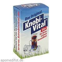 KnobiVital Glas 5cl Messbecher, 50 ML, Knobivital Naturheilmittel GmbH