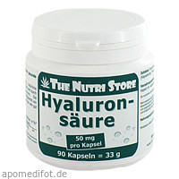 Hyaluronsäure 50 mg, 90 ST, Hirundo Products