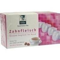 BADERs Apotheken Tee Zahnfleisch, 20 ST, Epi-3 Healthcare GmbH