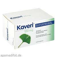 Kaveri 120mg, 2X60 ST, Ksk-Pharma Vertriebs AG