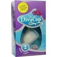 DIVA CUP Menstruations Kappe Gr.2, 1 ST, KESSEL medintim GmbH