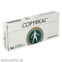 Copyrkal, 20 ST, Berlin-Chemie AG
