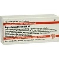 LM ARGENT NITR VI, 5 G, Dhu-Arzneimittel GmbH & Co. KG