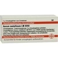 AURUM MET LM XVIII, 5 G, Dhu-Arzneimittel GmbH & Co. KG