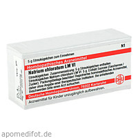 LM NATR CHLORATUM VI, 5 G, Dhu-Arzneimittel GmbH & Co. KG