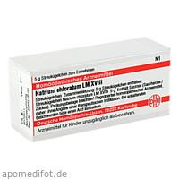 LM NATR CHLORATUM XVIII, 5 G, Dhu-Arzneimittel GmbH & Co. KG