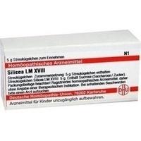 LM SILICEA XVIII, 5 G, Dhu-Arzneimittel GmbH & Co. KG
