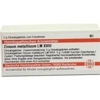 LM ZINC MET XVIII, 5 G, Dhu-Arzneimittel GmbH & Co. KG
