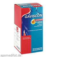 GAVISCON ADVANCE, 500 ML, Emra-Med Arzneimittel GmbH