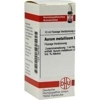 LM AURUM MET VI, 10 ML, Dhu-Arzneimittel GmbH & Co. KG