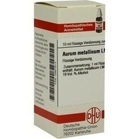 AURUM MET LM XVIII, 10 ML, Dhu-Arzneimittel GmbH & Co. KG