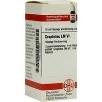 LM GRAPHITES VI, 10 ML, Dhu-Arzneimittel GmbH & Co. KG