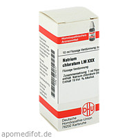LM NATR CHLORATUM XXX, 10 ML, Dhu-Arzneimittel GmbH & Co. KG