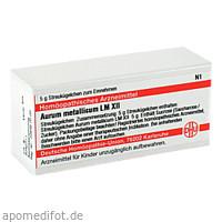 LM AURUM MET XII, 5 G, Dhu-Arzneimittel GmbH & Co. KG
