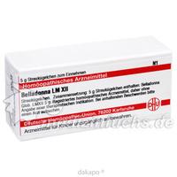 LM BELLADONNA XII, 5 G, Dhu-Arzneimittel GmbH & Co. KG