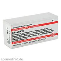 LM SILICEA XII, 5 G, Dhu-Arzneimittel GmbH & Co. KG