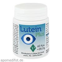 Lutein 6mg plus, 60 ST, Velag Pharma GmbH