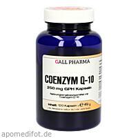 COENZYM-Q-10 250mg GPH, 120 ST, Hecht-Pharma GmbH