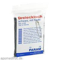 ARMTRAGETUCH SCHWARZ, 1 ST, Param GmbH