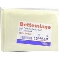 BETTPLATTE WEISS 100X90CM, 1 ST, Param GmbH
