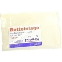 BETTPLATTE WEISS 150X90CM, 1 ST, Param GmbH