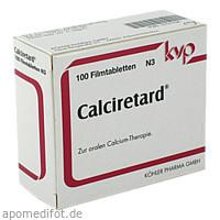 CALCIRETARD, 100 ST, Köhler Pharma GmbH