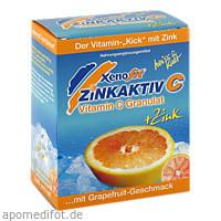 Xenofit Zinkaktiv C, 10X9 G, Xenofit GmbH