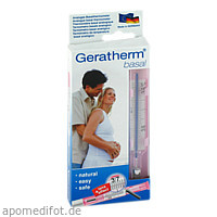 Geratherm basal analoges Zyklusthermometer, 1 ST, Geratherm Medical AG