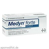 Medyn forte Kapseln, 30 ST, Medice Arzneimittel Pütter GmbH & Co. KG