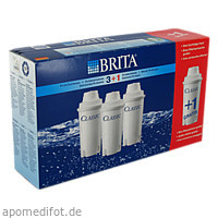 Brita Filter Classic Pack 3+1, 4 ST, Kyberg experts GmbH