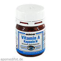 VITAMIN A KAPSELN, 200 ST, Allpharm Vertriebs GmbH
