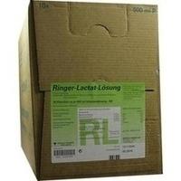 Ringer-Lactat Plastik, 10X500 ML, Berlin-Chemie AG