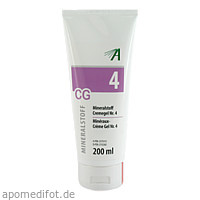 Mineralstoff Cremegel Nr.4, 200 ML, Adler Pharma Produktion und Vertrieb GmbH