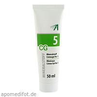 Mineralstoff Cremegel Nr.5, 50 ML, Adler Pharma Produktion und Vertrieb GmbH