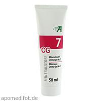 Mineralstoff Cremegel Nr.7, 50 ML, Adler Pharma Produktion und Vertrieb GmbH