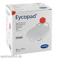 EYCOPAD AUGEN 56X70 STERIL, 25 ST, Paul Hartmann AG
