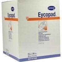 EYCOPAD AUGEN 70X85 STERIL, 25 ST, Paul Hartmann AG