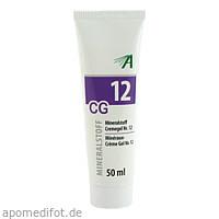 Mineralstoff Cremegel Nr.12, 50 ML, Adler Pharma Produktion und Vertrieb GmbH